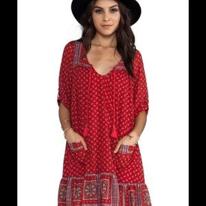 Free people penny lane red small